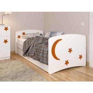 """Ліжко дитяче """"MDF Fly"""" 1700*800+ящик, ламелі"""