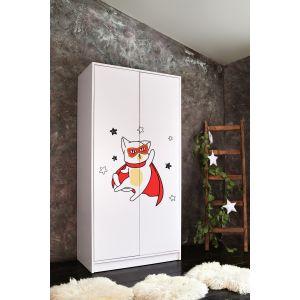 """Шафа 2-х дверна """"Супер Кіт"""""""