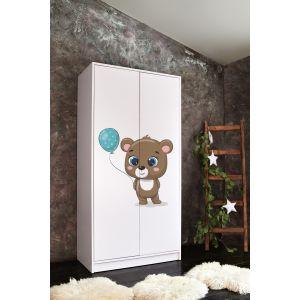 """Шафа 2-х дверна """"Медвеик"""""""