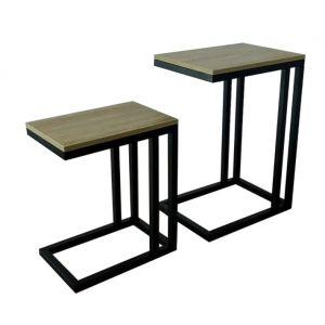 """Журнальний стіл """"Кофі брейк 2 в 1"""" (висота 60+50 см)"""