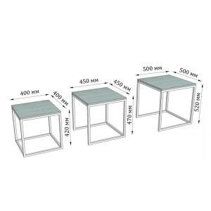 """Журнальний стіл """"Кубо"""""""