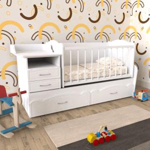 """Ліжко-трансформер """"Binky ДC 043"""""""